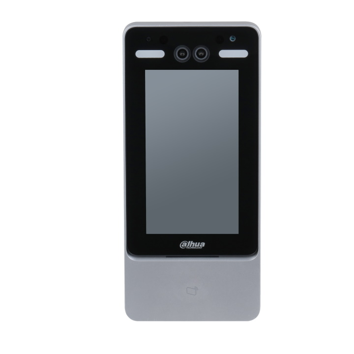 Dahua Facial Recognition Access Control Terminal - Indoor Use Only