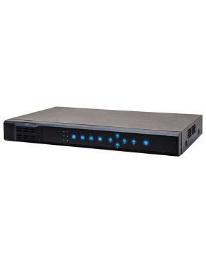 UNV NVR 8 Channel PoE