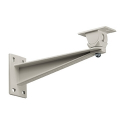 Videotec WBJA Housing Wall Bracket with Ball Joint