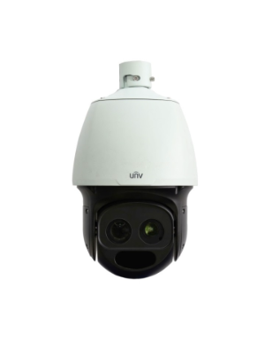 UNV IP66 IR 2MP 33x Zoom Laser Starlight PoE+ PTZ Camera