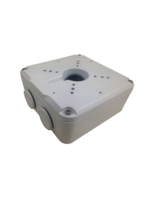 "UNV Junction Box 7"" Square with Extra Back Outlet and Foam C version"