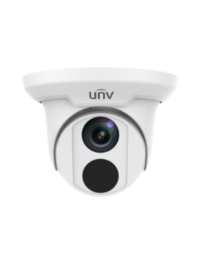 UNV Turret 8MP IP67 IR 2.8mm White