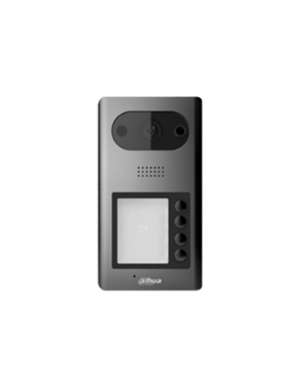 Dahua IP 4 Button Villa Outdoor Station with Card Reader IK08 IP65