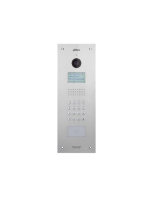 Dahua Apartment Outdoor Station with Card Reader IK07 IP54